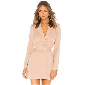 NEW Lovers + Friends X REVOLVE Jay Blazer Dress